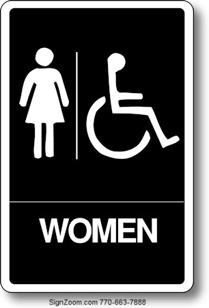 Ada restroom requirements for restaurants