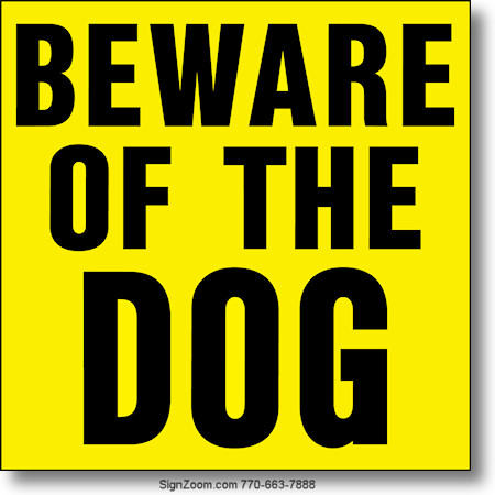 beware of the dog Second cd single pulled from this female british r&b vocalist's 2006 album walk with me, her third full length features 'beware of the dog' plus 'thank you' parlophone.